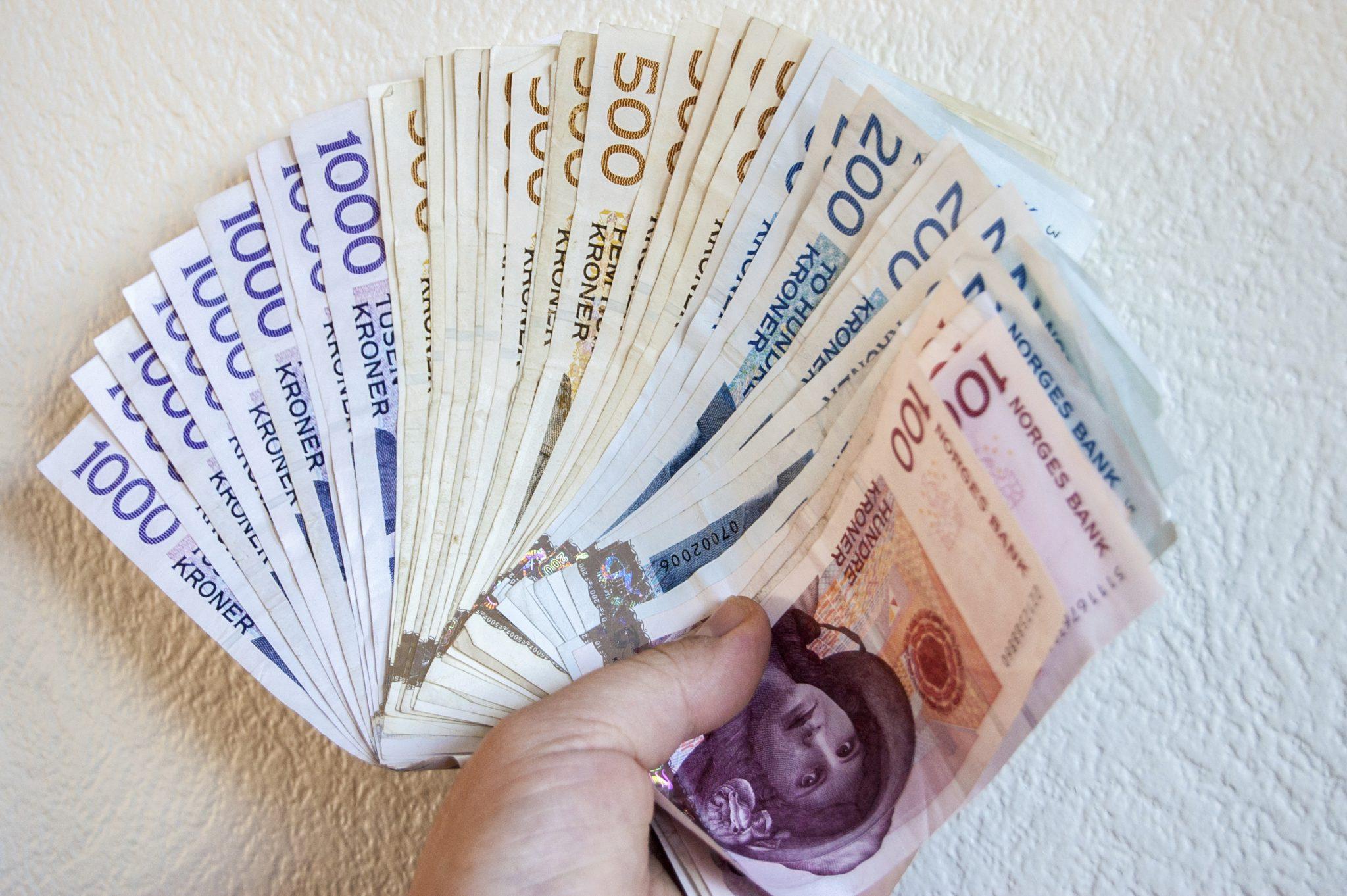 Betal via bank