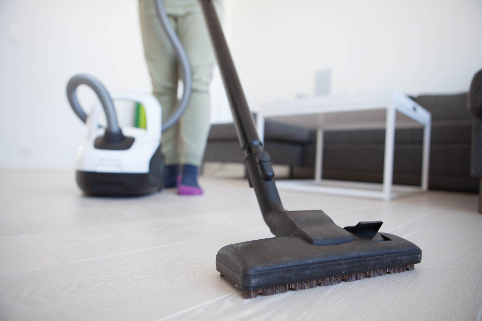 renhold i hjemmet