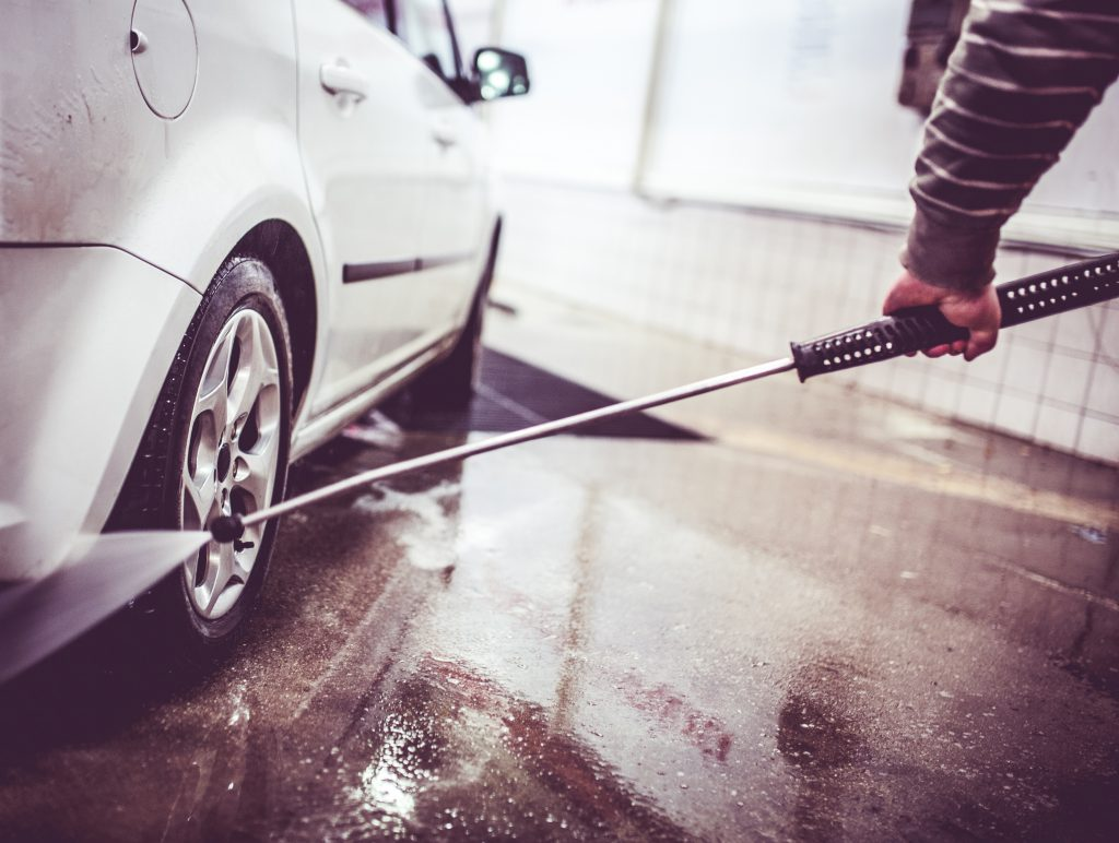 Useriøs bilvask